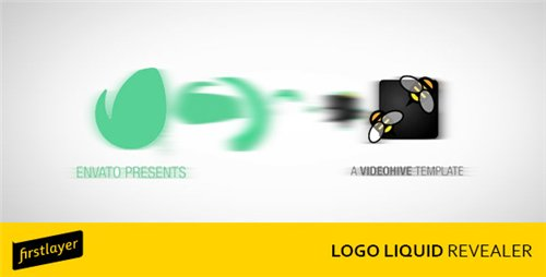 Logo Liquid Revealer - After Effects Project (Videohive)