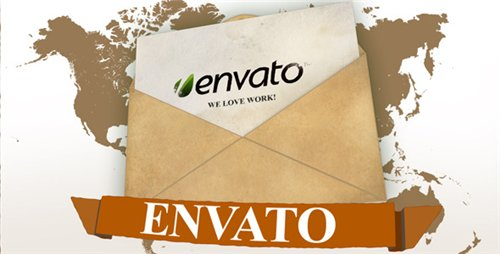 Logo Mail - After Effects Project (Videohive)