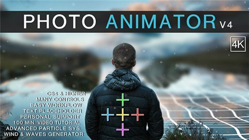Photo Animator - After Effects Project (Videohive)