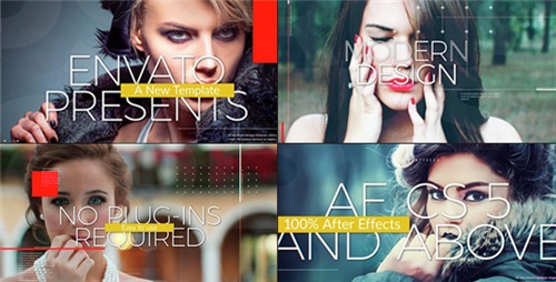 Trendy Dynamic Opener - After Effects Project (Videohive)