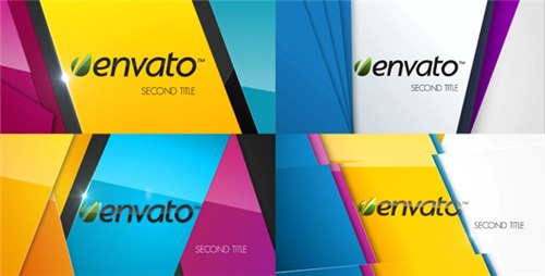 Colorful Logo Opener - After Effects Project (Videohive)