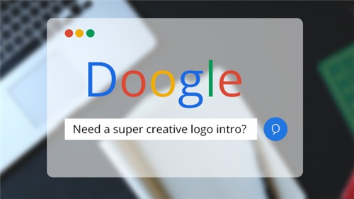 Quick Doogle Search - Logo Intro - After Effects Project (Videohive)