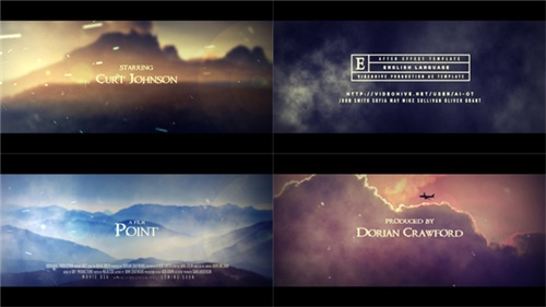 Film Intro - After Effects Project (Videohive)