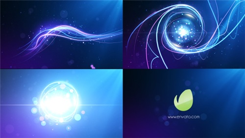 Glowline Logo Reveal - After Effects Project (Videohive)