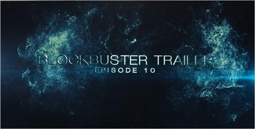 Blockbuster Trailer 10 - After Effects Project (Videohive)