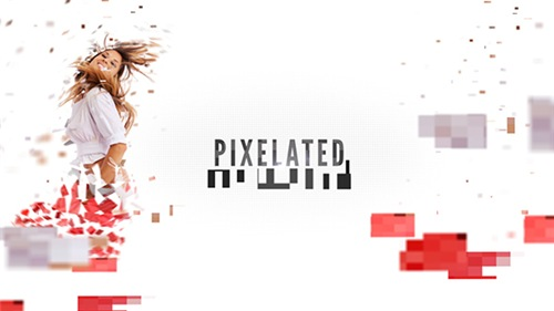 Pixelated - After Effects Project (Videohive)
