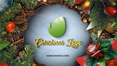 Christmas & New Year Logo - After Effects Project (Videohive)
