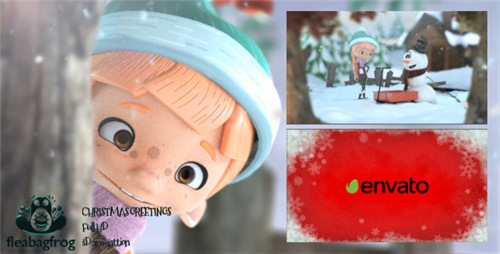 Christmas 18839605 - After Effects Project (Videohive)