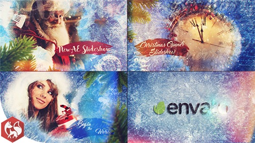 Christmas Slideshow 18739728 - After Effects Project (Videohive)