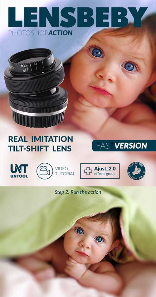 GraphicRiver Lensbeby | Fast Version