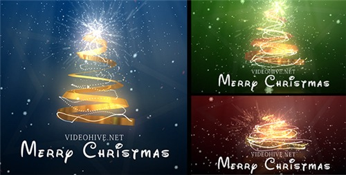 Christmas Tree - After Effects Project (Videohive)
