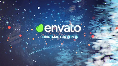 Christmas Wishes - Winter Opener - After Effects Project (Videohive)