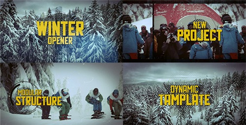 Extreme Sport Promo - After Effects Project (Videohive)