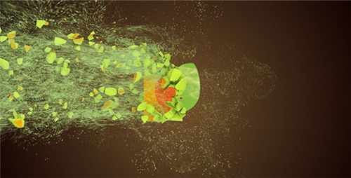 Motion Particles Logo - After Effects Project (Videohive)