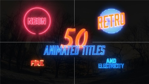 Awesome Title Pack - After Effects Project (Videohive)