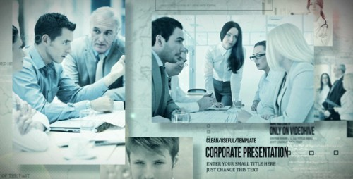 Corporate Presentation 11622366 - After Effects Project (Videohive)