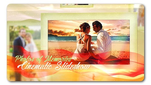 Lovely Slides of Romantic Moments - After Effects Project (Videohive)
