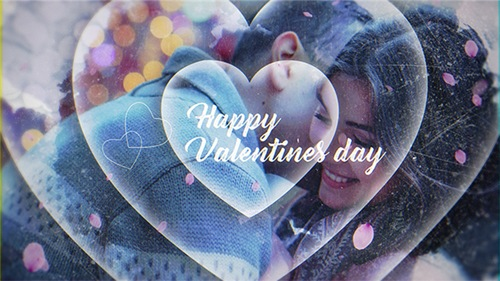 Happy Valentines - After Effects Project (Videohive)