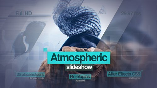 Atmospheric Slideshow - After Effects Project (Videohive)