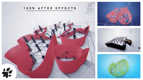 Architect Logo Reveal v2 - After Effects Project (Videohive)