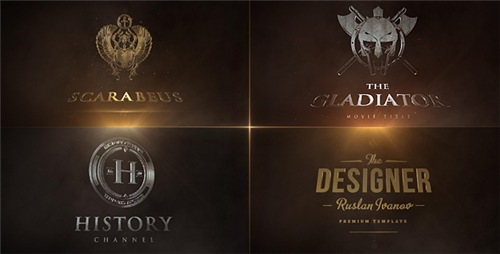 Cinematic Logo Reval - After Effects Project (Videohive)