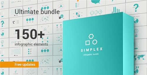 Simplex Infographic Bundle - After Effects Project (Videohive)