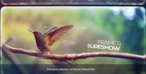 Parallax Frames - After Effects Project (Videohive)