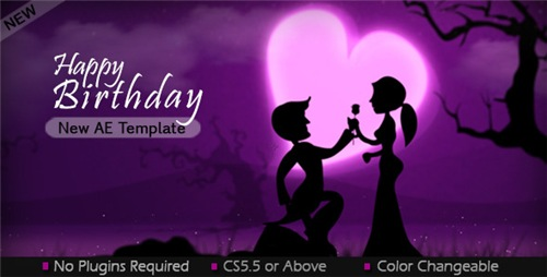 Happy Birthday 8210312 - After Effects Project (Videohive)