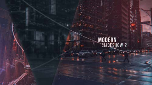 Modern Slideshow 2 - After Effects Project (Videohive)