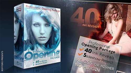Professional Opening Package - After Effects Project (Videohive)