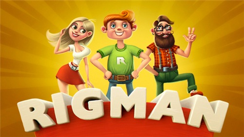 Rigman - Complete Rigged Character Toolkit - After Effects Project (Videohive)