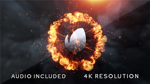 Flame Logo v2 - After Effects Project (Videohive)