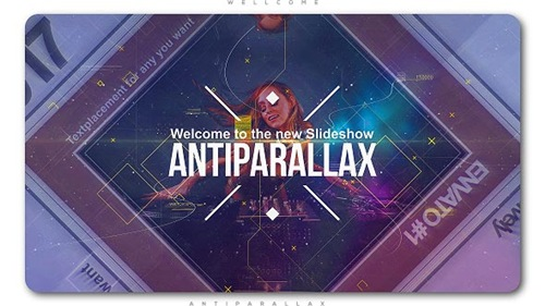 Anti Parallax Slideshow - After Effects Project (Videohive)