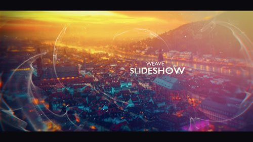 Weave Slideshow - After Effects Project (Videohive)