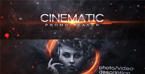 Cinematic Promo Teaser - After Effects Project (Videohive)
