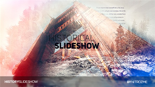 History Parallax - After Effects Project (Videohive)