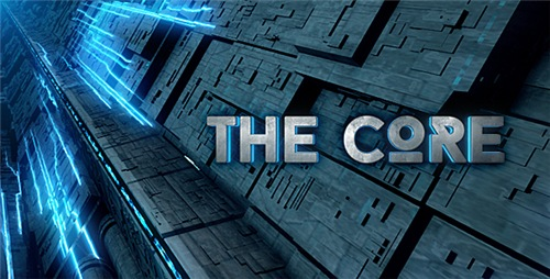 The Core - Cinematic Sci-Fi Logo Reveal - After Effects Project (Videohive)