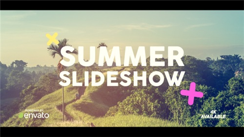 Summer Slideshow 20012418 - After Effects Project (Videohive)