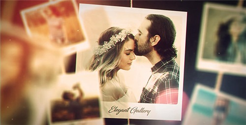 Elegant Gallery - After Effects Project (Videohive)