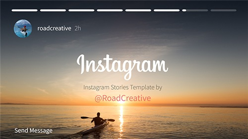 Instagram Story - After Effects Project (Videohive)