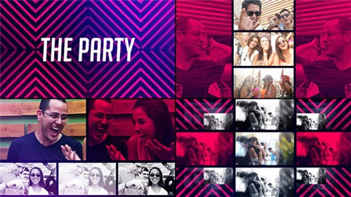 Party Music Event - After Effects Project (Videohive)