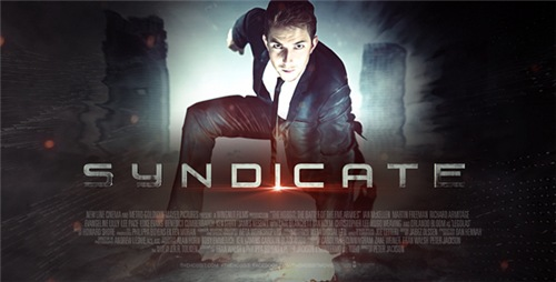 Syndicate Trailer - After Effects Project (Videohive)