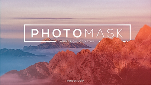 PhotoMask - Animation Logo Tool - After Effects Project (Videohive)