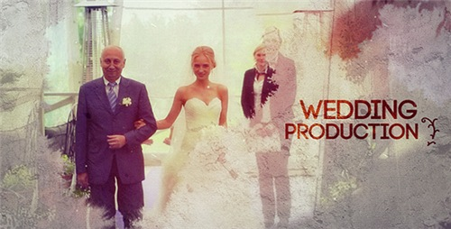 Wedding Production 14849640 - After Effects Project (Videohive)