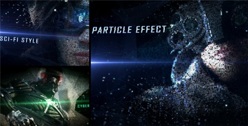 Digital Form Intro - After Effects Project (Videohive)