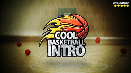 Cool Basketball Intro - After Effects Project (Videohive)