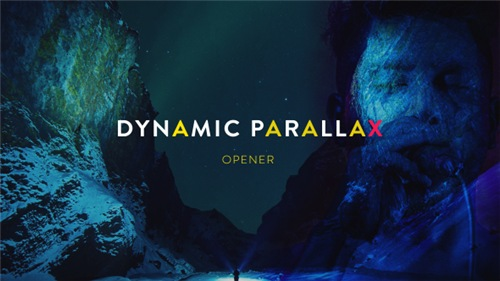 Dynamic Parallax Opener - After Effects Project (Videohive)