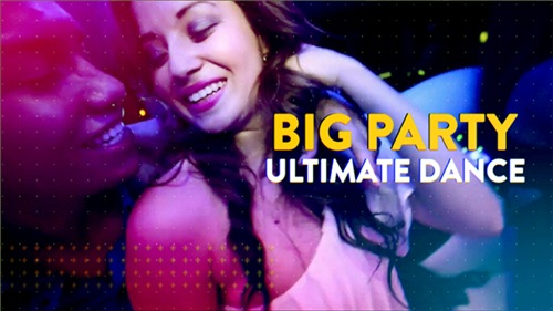 Big Party Ultimate Dance - After Effects Project (Videohive)