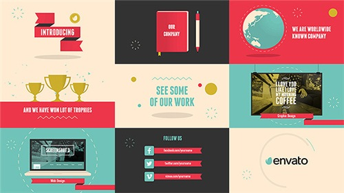 Introducing - After Effects Project (Videohive)