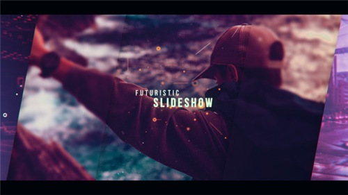 Futuristic Slideshow 19202501 - After Effects Project (Videohive)